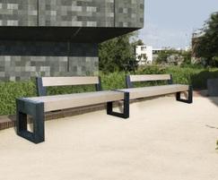 Canvas 360 ML bench