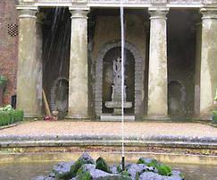 Water feature restoration, Wotton House