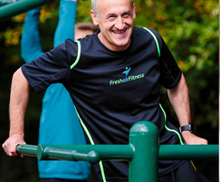 Outdoor community gym - Windlesham, Surrey