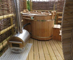 Gripdeck grooved softwood decking