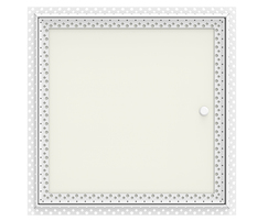 Plasterboard non fire rated access panel, beaded frame