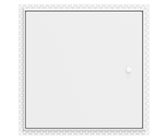 Metal non fire rated access panel - beaded frame