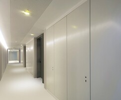 4000 Series high-performance fire-rated riser doors