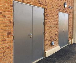 PRO-OUTA-DOR external steel fire door