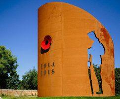 WW1 war memorial for South Ribble