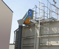 Static channel screens and sieves