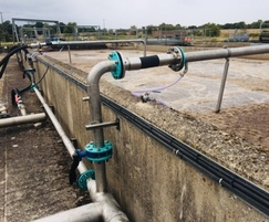 Aeration solution for oxidation ditch
