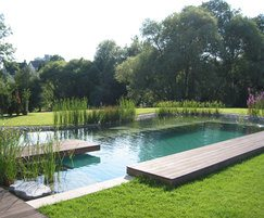 Natural Swimming Pools External Works