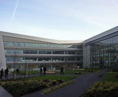 SDS sustainable drainage system for VW Headquarters