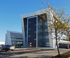 SDS 2,500m2 permeable block paving at VW Headquarters