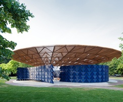 GEOlight™ stormwater management, Serpentine Gallery