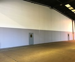 Flexiwall® partition
