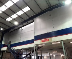 Flexiwall® industrial partition - Allport