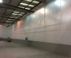 Flexiwall® industrial partition