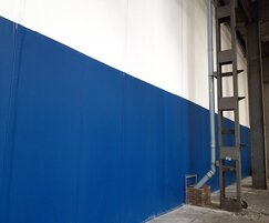 Control dust and contamination with Flexiwall