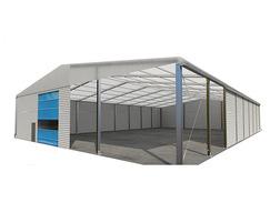 Flexistructure® temporary building solution