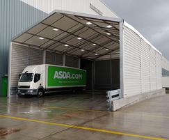 Flexistructure® temporary building for ASDA