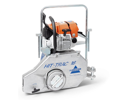 Habegger HIT TRAC 16B winch with carrying handle