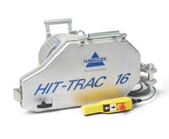 Habegger HIT TRAC 16E powered winch