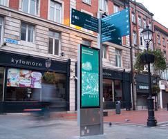 City Wayfinding Dublin