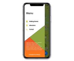 Smart Places App Menu