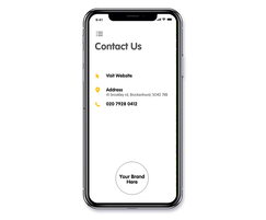 Smart Places App Contact