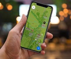 Smart places app
