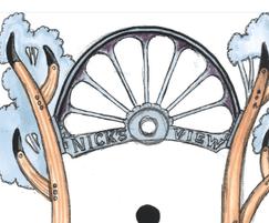 Nicks View sketch design