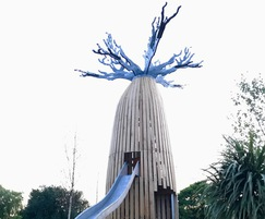 Baobab with slide