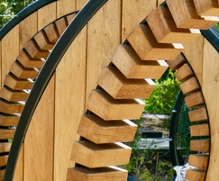 Kew Standing Hoops 5