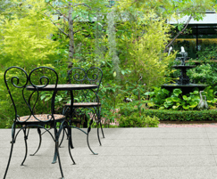 Frosted Grey Granito porcelain paving