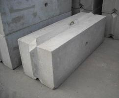 Blocks are available in a range of sizes