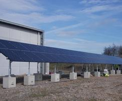 Elite Precast Concrete: Solar Panel Partnership on Oxford University