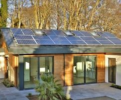 Passivhaus standard modular house project in Scotland