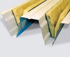 Fleece-laminated felt strips - sound/thermal insulation