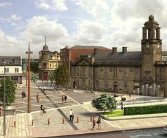 BBS Natural Stone Specialists: BBS secures order for Phase 2 of Sunderland town centre