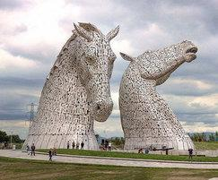BBS Natural Stone Specialists: BBS helps The Kelpies project win engineering award