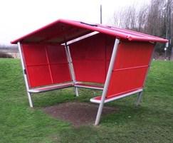 Den youth shelter
