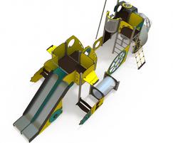 Submarine multiplay unit (CT 15-2002)