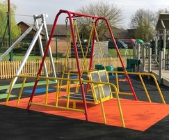 DP-306 wheelchair swing from Caloo