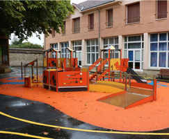 Discovery wheelchair access SEN multiplay at school