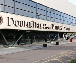 Doubletree Hilton hotel Milton Keynes