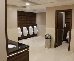 Eco-friendly waterless urinals