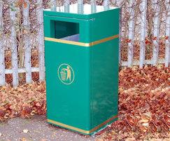 Litter Container Can Be Matched to Any Colour -