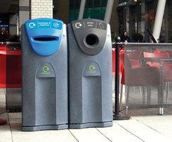 Pewsham Recycled Plastic Recycling Unit - PRU401