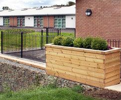 Barnoldswick Primary School SPL305ns Planter