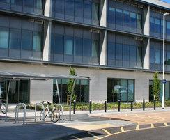 MBD200 bollards, Wakefield Div HQ