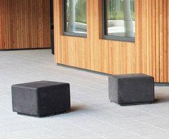 Pewsham Concrete Bench PBN407