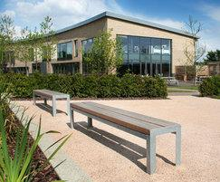 Langley Design Street Furniture: Langley Design: Breaking Out of the Education Sector