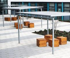 Malford Canopy MCP205 - Ercall Wood Technical College